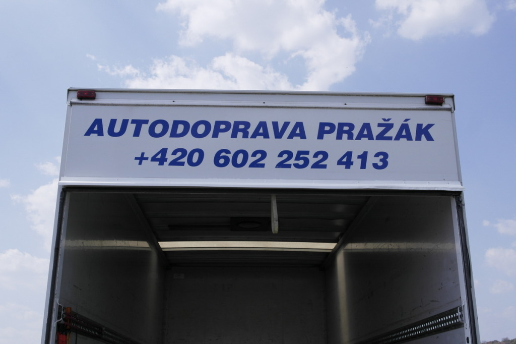 Autodoprava Praha