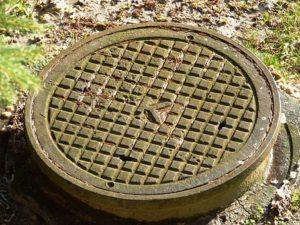 Čištění kanalizace, čištění odpadů
